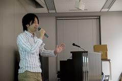 山口 隼也さん, JJUG + SDC JavaOne 報告会, Sun Microsystems 神宮前オフィス