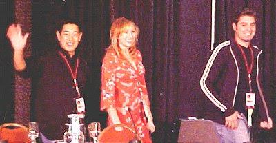 Grant, Kari and Tory