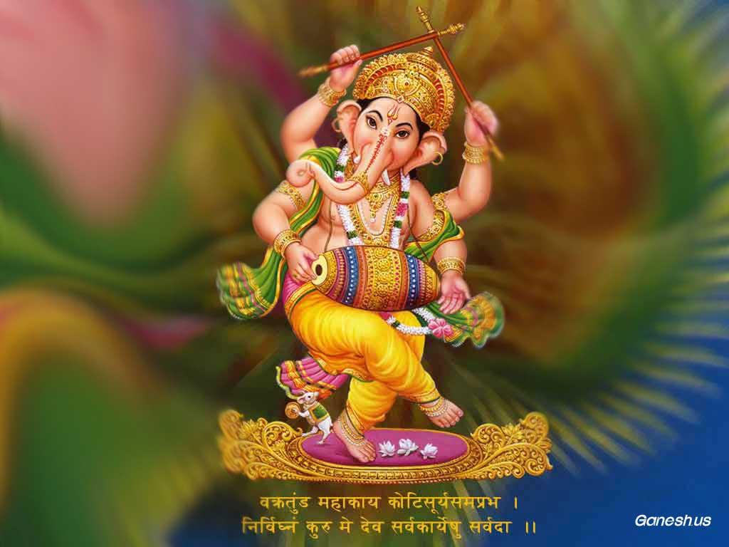 Bal Ganesh Wallpapers