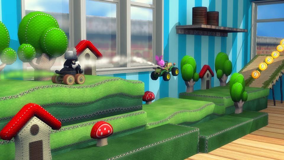 game Mini Racing Adventures mod full money