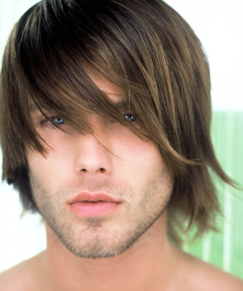 hairstyle for man