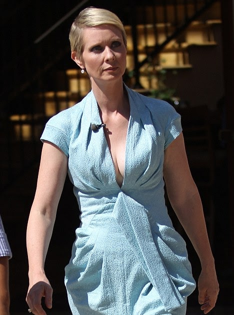 A French Singer Alizee Sexy In The City Cynthia Nixon
