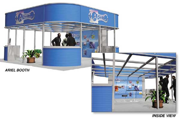 Trade Show Booth Design Houston
