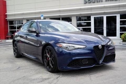 Monte Carlo Blue Metallic Alfa Romeo