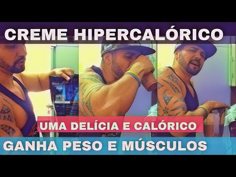 CREME HIPERCALÓRICO GROWTH DELICIOSO PARA GANHAR PESO E MÚSCULOS  NA COZINHA DA CASA MAROMBA