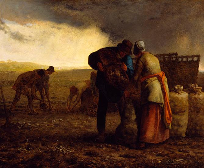 File:Jean-François Millet - The Potato Harvest - Walters 37115.jpg