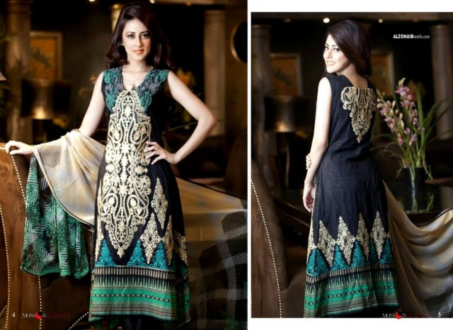 Womens-Girls-New-Summer-Eid-Suits-Collection-2013-by-Al-Zohaib-Textile-3