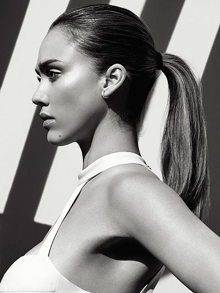 Jessica Alba: 'If I Work Out Four Times, I Consider It a Successful Week'