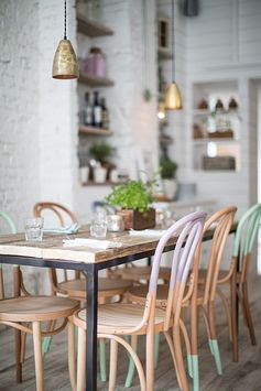 Loving: Chalky Pastels by decor8, via Flickr