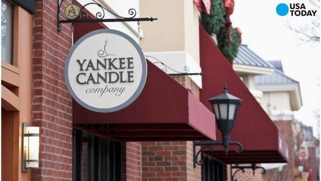 Yankee Candle candles recalled for cracking glass jars