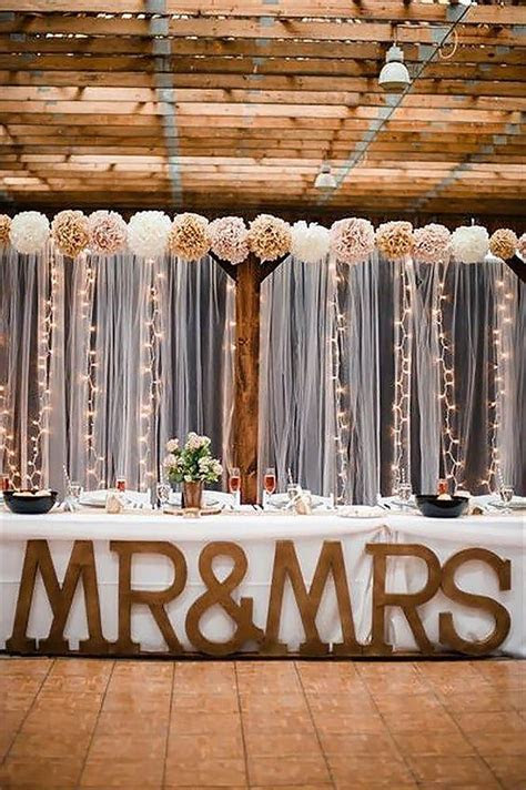 30 Stunning and Creative String Lights Wedding Decor Ideas