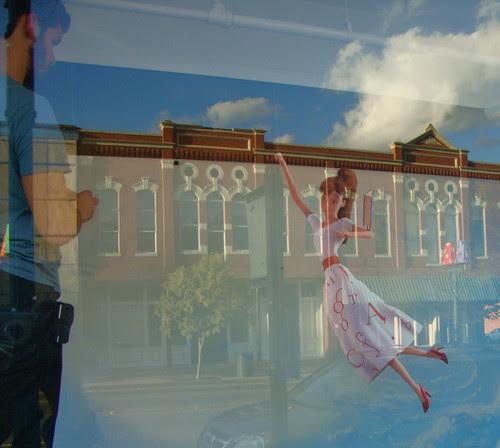 Sneak peek: The Fantastic Flying Books of Mr. Morris Lessmore at Artspace Shreveport by trudeau