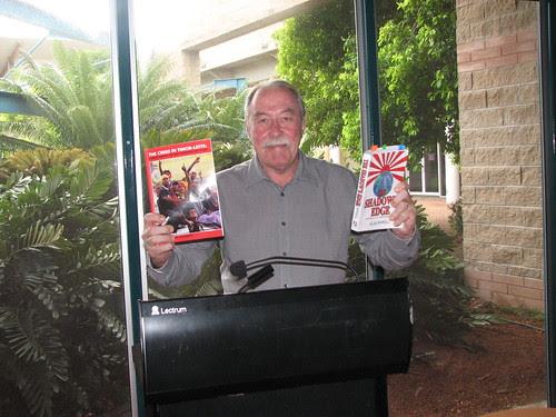 Administrator of the Northern Territory, His Honour Mr Tom Pauling