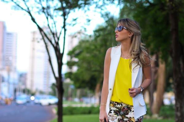698894 Tendências de blusas femininas para o verão 2015 6 Tendências de blusas femininas para o verão 2015