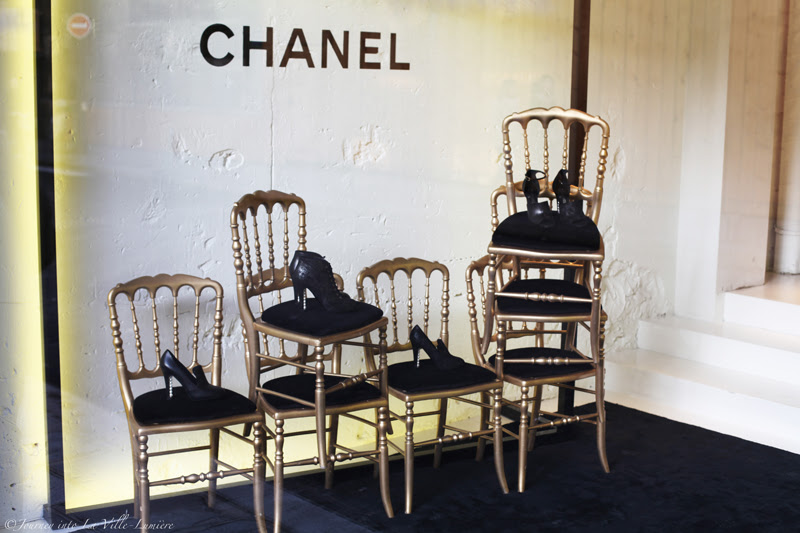 Chanel Windows