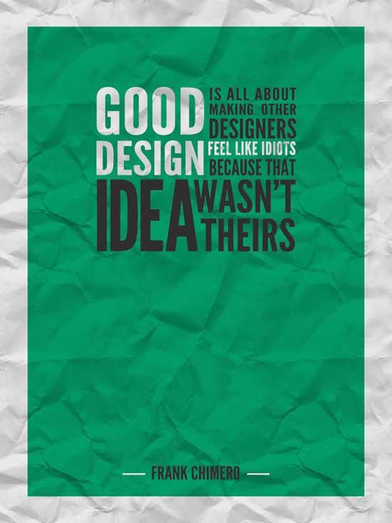 15 Inspiring Logo Design Quotes | DesignMantic: The Design ...