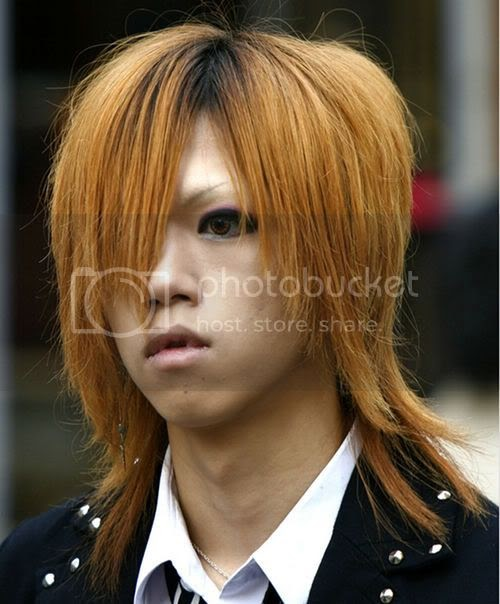 Harajuku Male Fashion Amp Hair Styles East Asian Stye