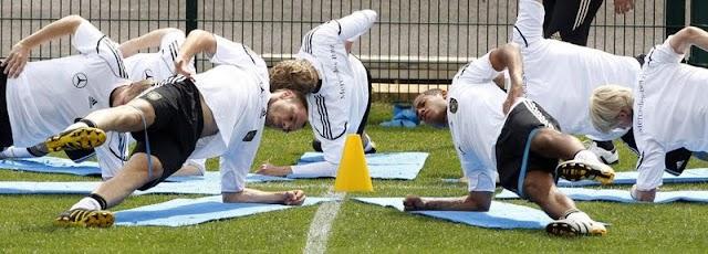Treinamento Funcional no Futebol