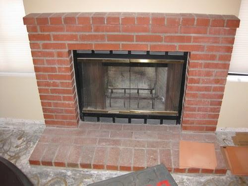 Chiara Runs Fireplace Redo Bottom Line