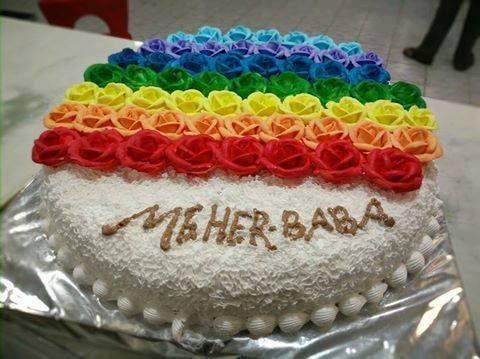 Meher Baba Birthday at the Samadhi