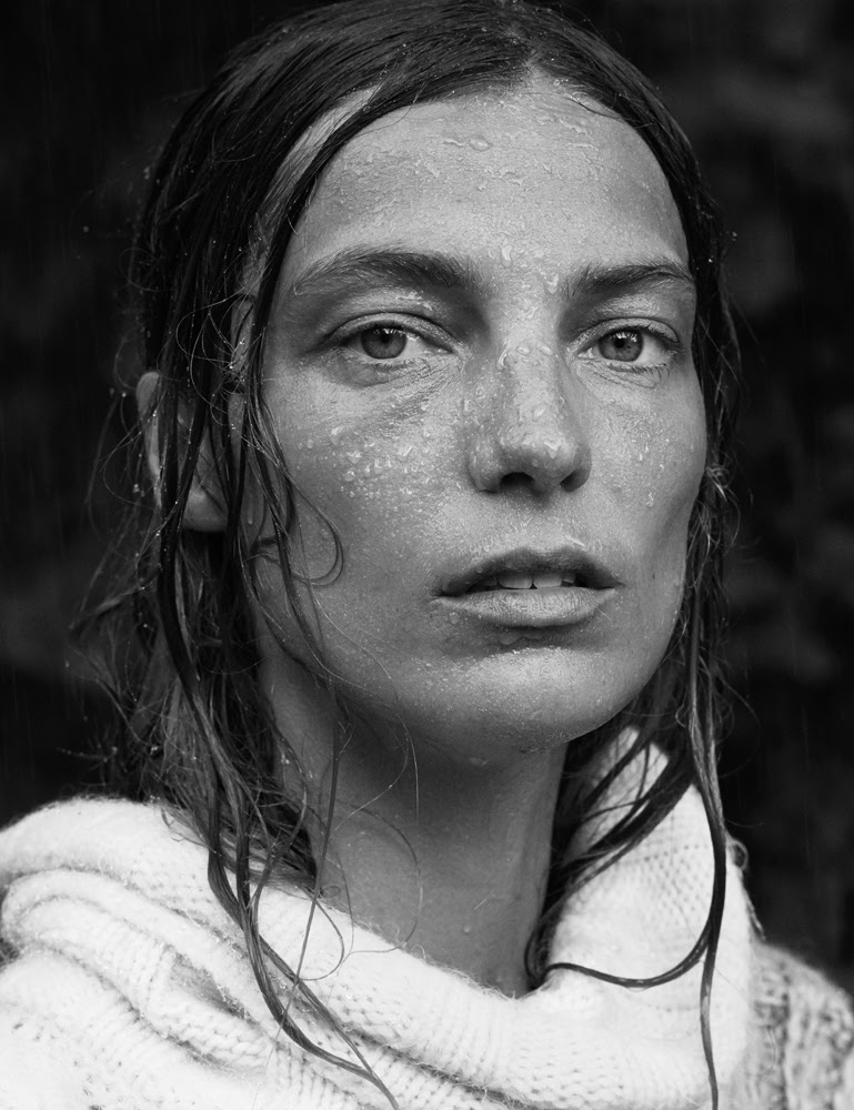 Daria Werbowy By Mikael Jansson For Interview September 2014 . 13