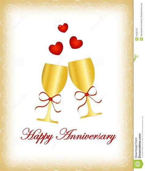 Happy Anniversary Royalty Free Stock Photography   Image