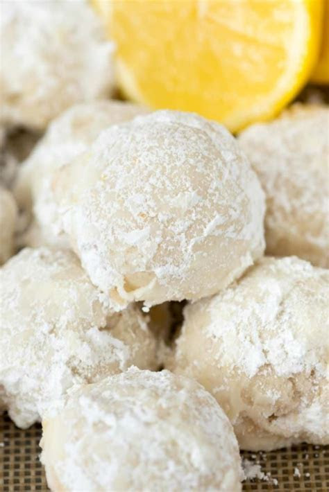 24 Must Make Snowball Cookie Recipes ? Food Curation