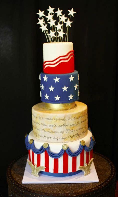 11 Genius 4th of July Cakes