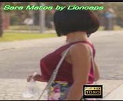 Sara Matos sensual no filme o leão da estrela