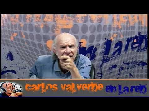 Carlos Valverde en la red: Programa del día miércoles 20-11-2019