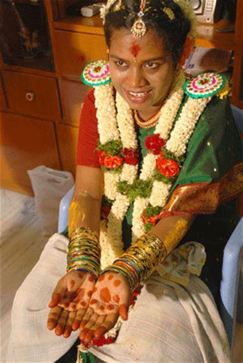 India Ink: Bangle Ceremony