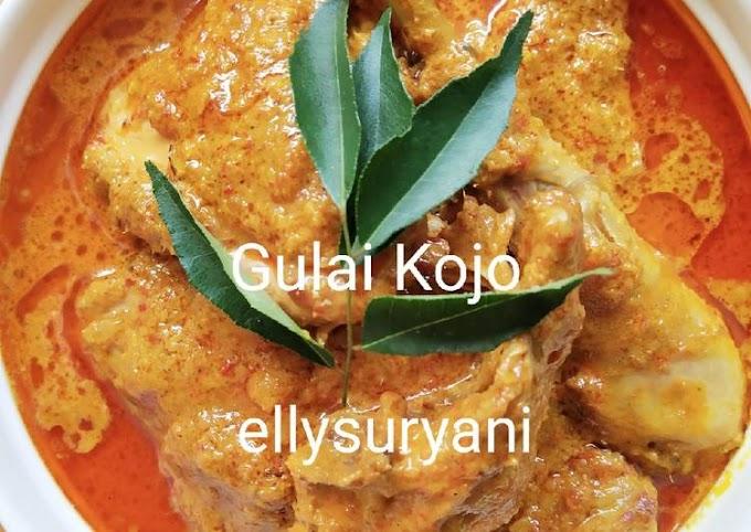 Cara Mudah Mempersiapkan Gulai Kojo Ayam Kampung Ala Sumsel Yang Enak