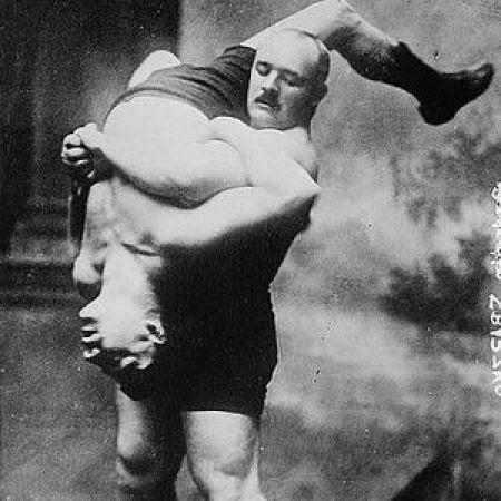 Homens mais fortes do mundo