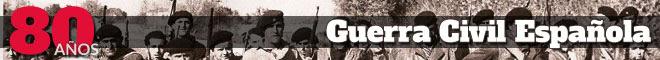 Cintillo 80 años inicio de la guerra civil española