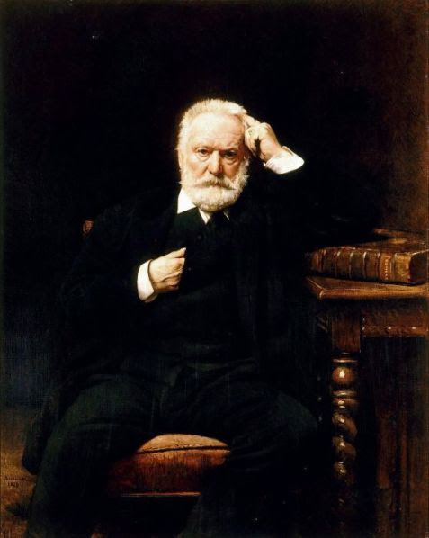 Victor Hugo (Leon Bonnat)