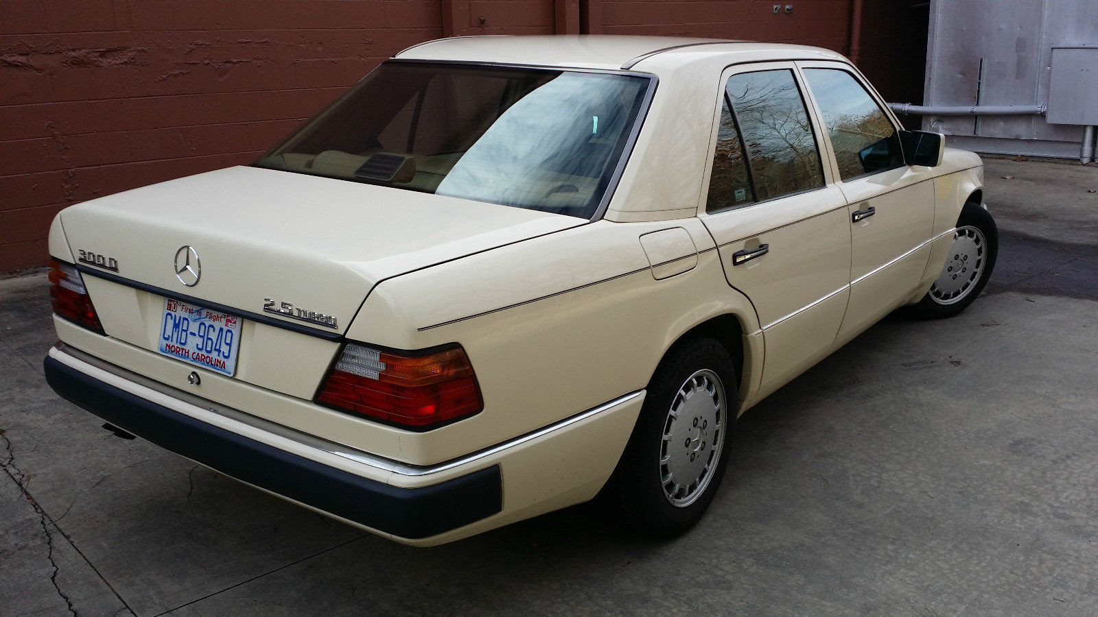 1993 Mercedes 300D Turbodiesel W124 4dr immaculate ...