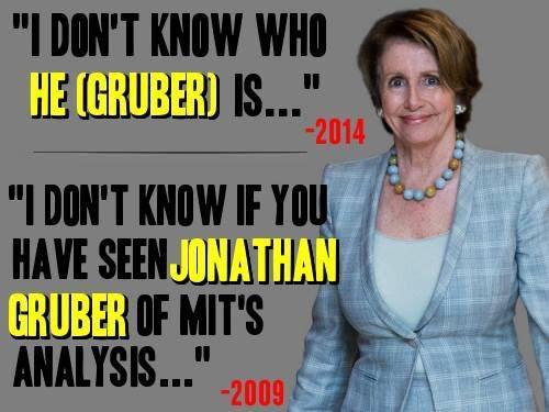 Image result for Jonathan Gruber lies