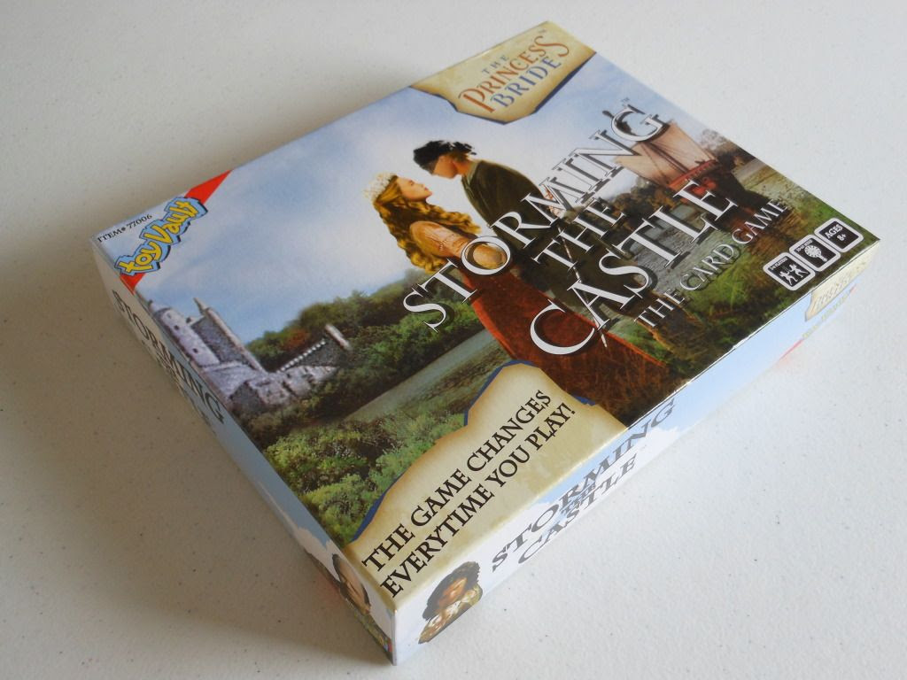 The Princess Bride: Storming the Castle box