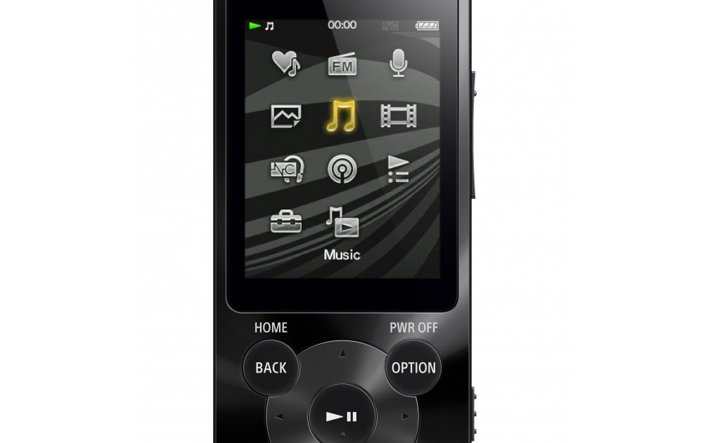 rezension sony nwz e585b walkman video mp3 player 16gb 5. Black Bedroom Furniture Sets. Home Design Ideas