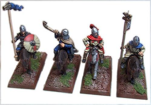Romano British cavalry command
