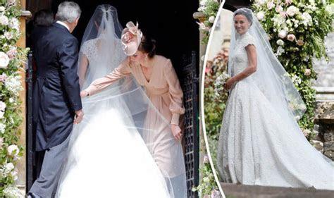 Where is Meghan Markle   Pippa Middleton wedding missing