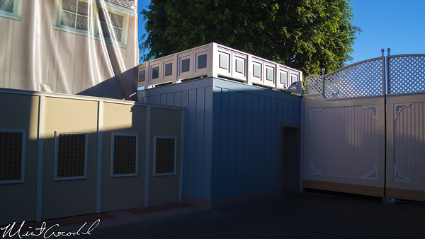 Disneyland Resort, Disneyland, Main Street U.S.A., Corridor