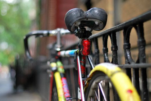 Bicycling - the best way to relax actively