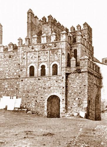 Puerta de Alfonso XX, principios del siglo XX