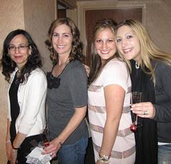 Glitter Lounge Girls!