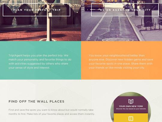 45.flat websites Beautiful Examples Of Flat Web Design