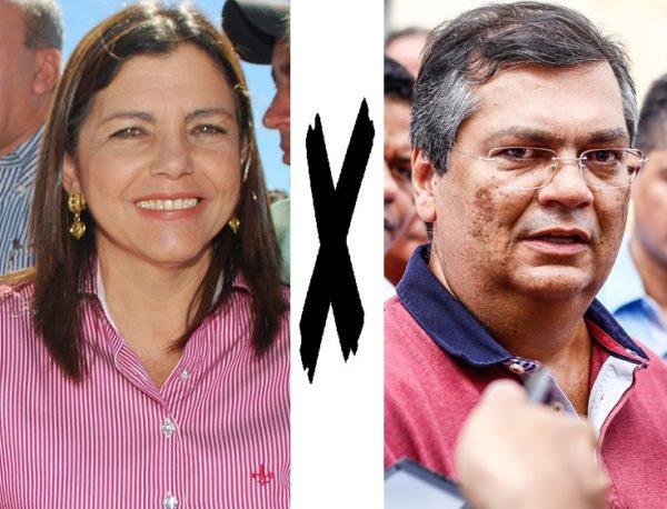 Roseana e Flávio devem disputar o govenro em 2018