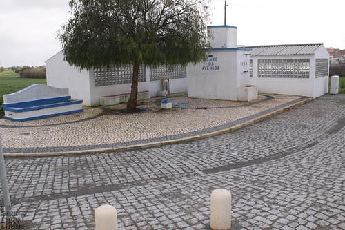 Fonte da avenida, Santa Vitória, Beja. by Luís Miguel Inês | Fotografia