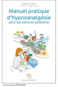 Couverture du manuel d'hypnoanalgésie