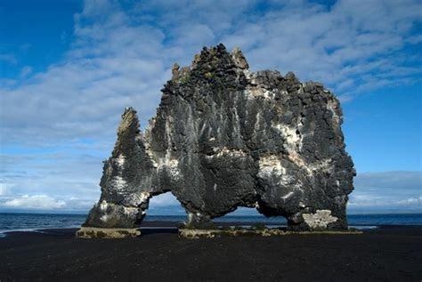 Hvítserkur ? Iceland   Atlas Obscura